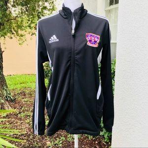 ADIDAS Orlando city soccer women's S jacket